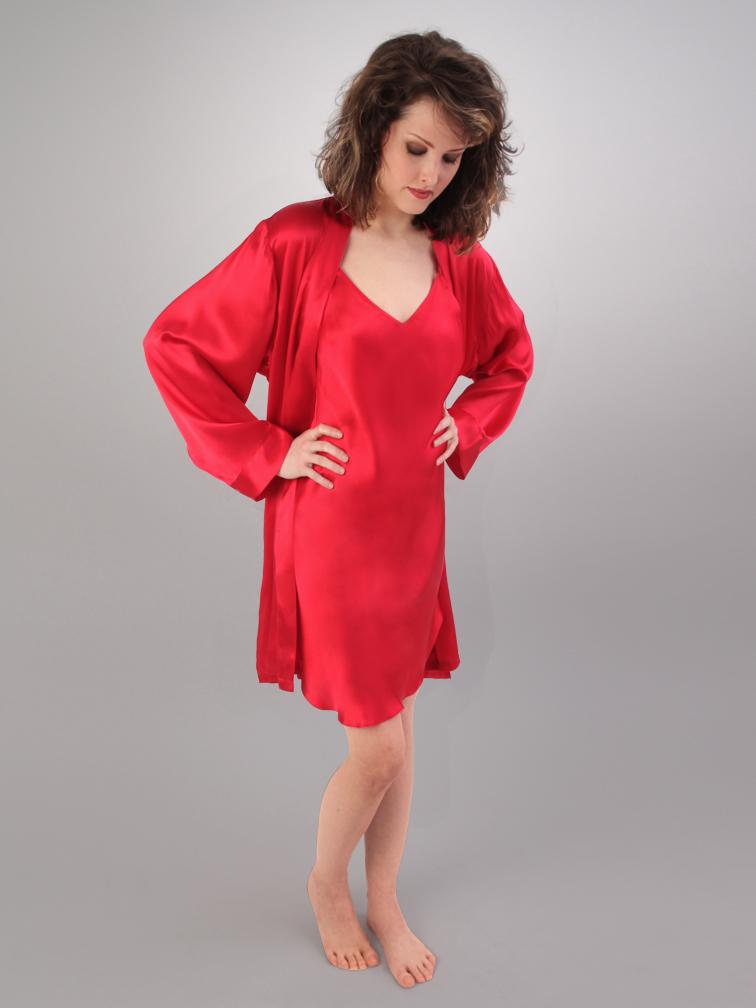 CLASSIC HART - Chemimse & Short Robe