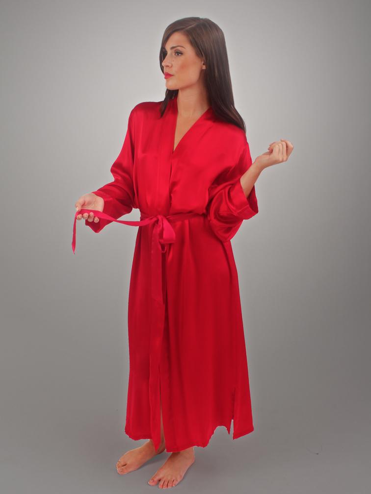 CLASSIC HART - Long Gown & Long Robe