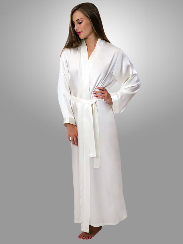 NATALIA - Long Gown & Robe