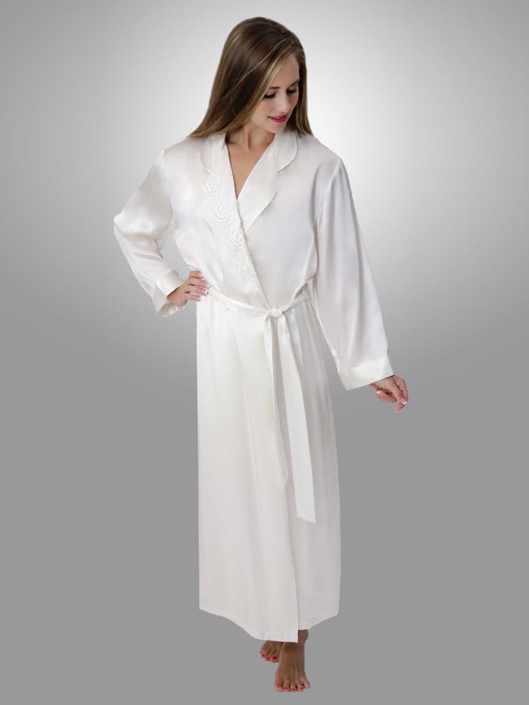DESIREE - Long Gown & Robe