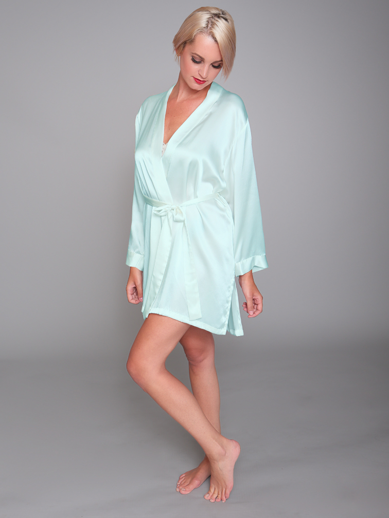 NATALIA - Chemise & Short Robe