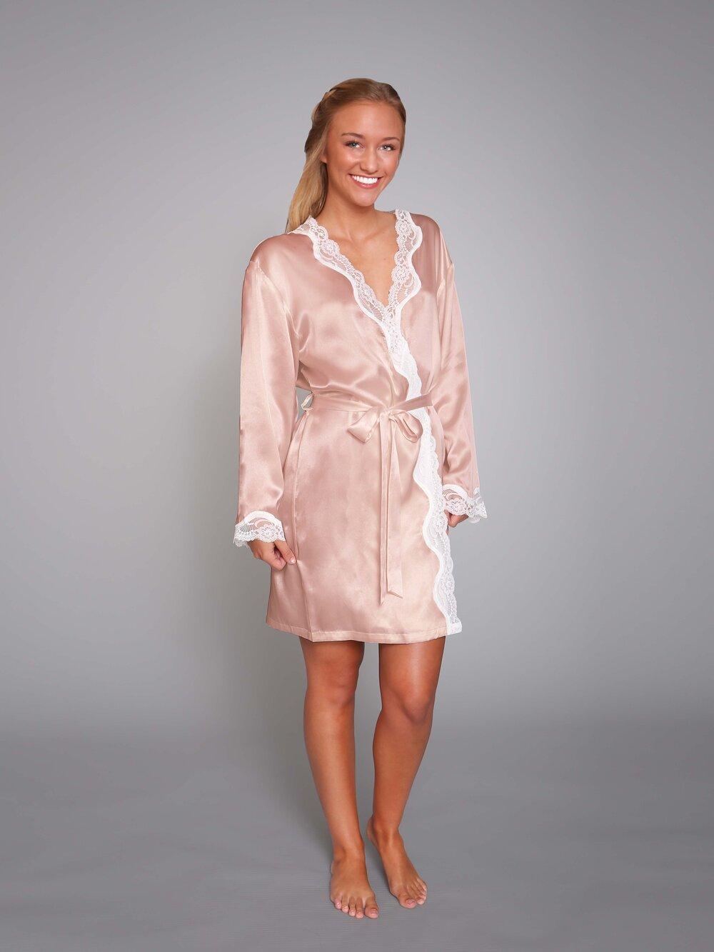 0f5b08490fc By Style - Robes — Linda Hartman Intimates
