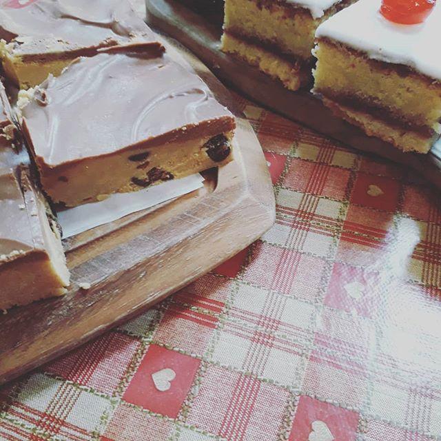 #cookiedough #bakewell #swithlandcafe #saturdaytreats❤️ #swithlandwoods