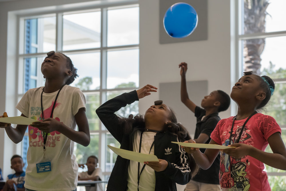 2017: Arlington Community Academy Celebratates Boys & Girls Club Week