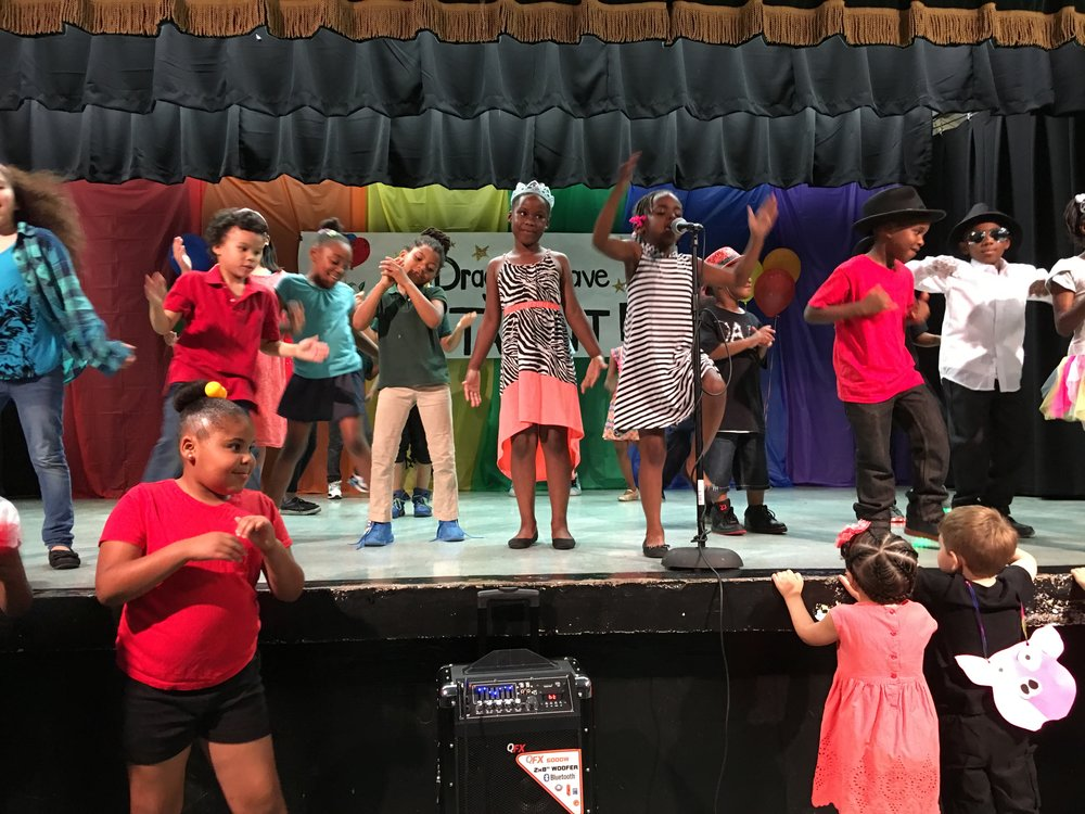 2017: Hyde Grove Boys & Girls Club End-of-Year Talent Show