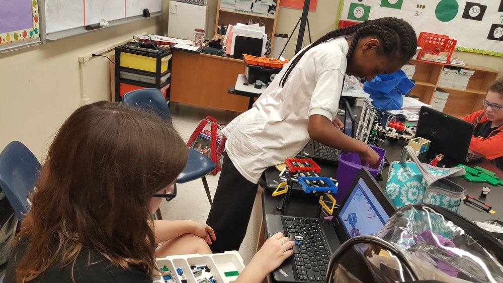 2017: Fort Caroline Middle Boys & Girls Club Robotics Program