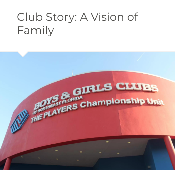 via Boys & Girls Clubs of America Club Experience Blog