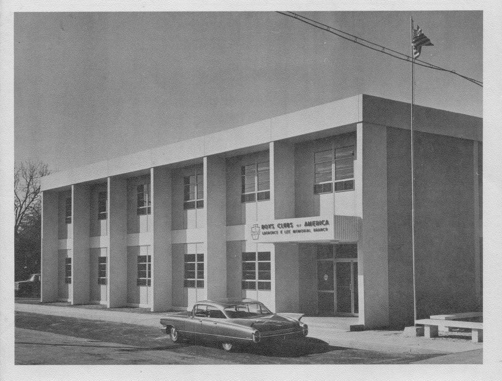 The first Boys & Girls Club, founded in April of 1966, The Laurence F. Lee Boys' Club of Jacksonville.
