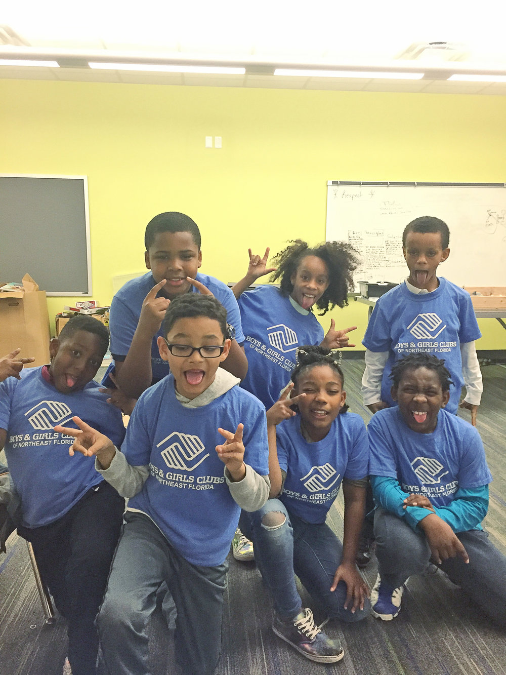 Arlington Community Academy Boys & Girls Club, Judges' Award Winners