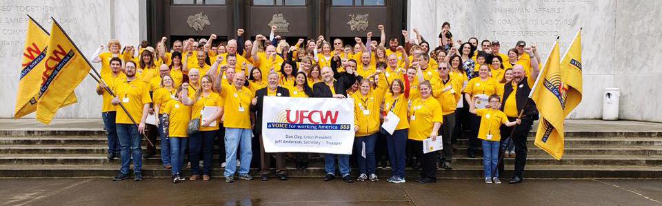 Ready to Strike — Oregon AFL-CIO