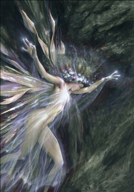 Expression Faery