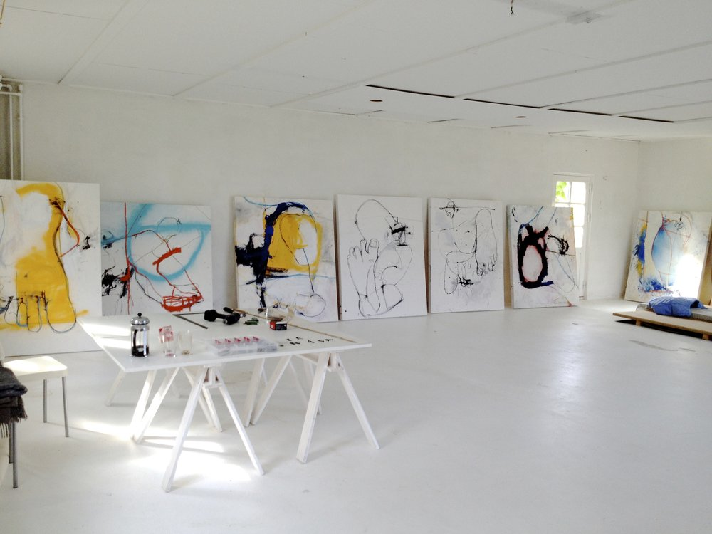 Xenia Lassen's Studio Denmark