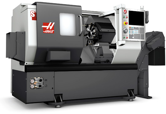 HAAS ST-10 - 2 Axis Turning Center