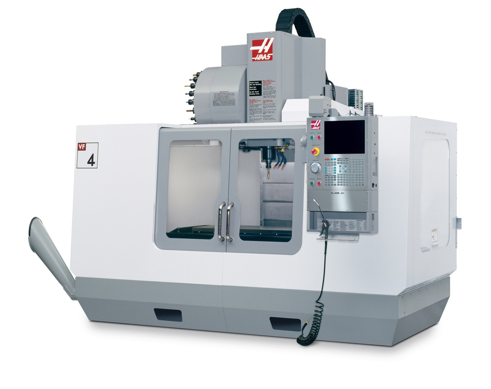 Haas VF4 - Vertical Machining Center