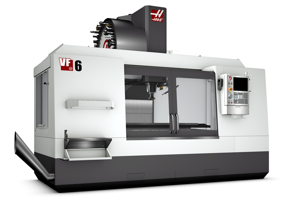 Hass VF6 - Vertical Machining Center