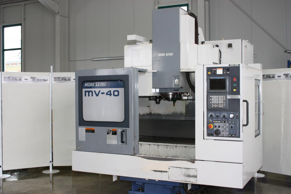 Mori Seiki MV40 - Vertical Machining Center