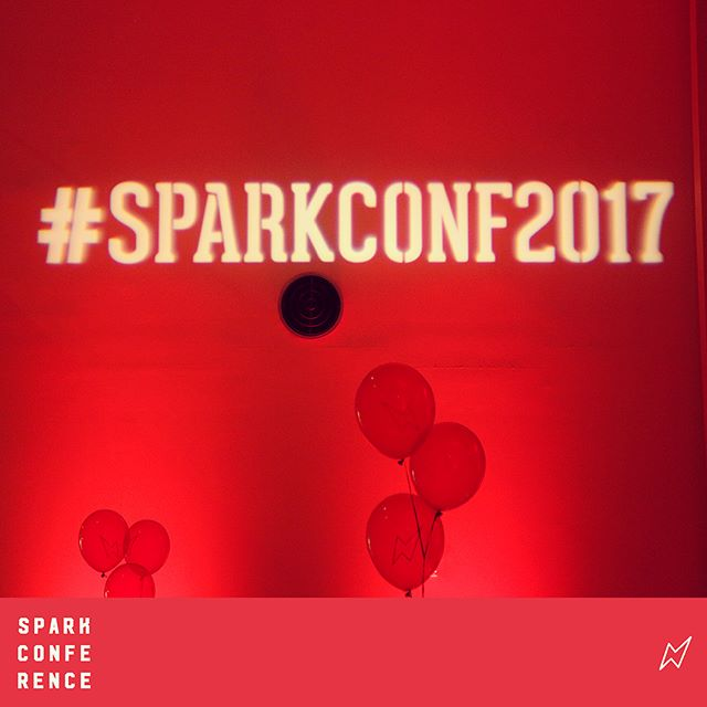 There no better way to end night 1 than an after party. #SPARKconf2017 Day 2 kicks off at 9:00am tomorrow!