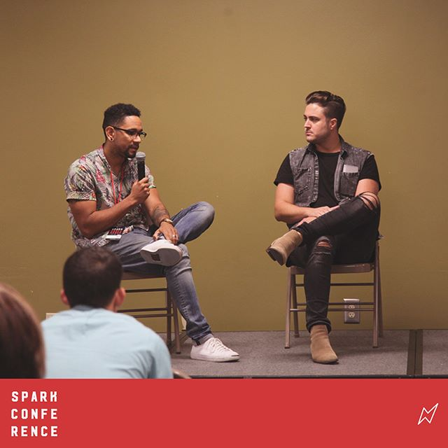 The #SPARKconf2017 labs were both challenging and encouraging. An amazing time hearing from disciple makers from across the country...and beyond.