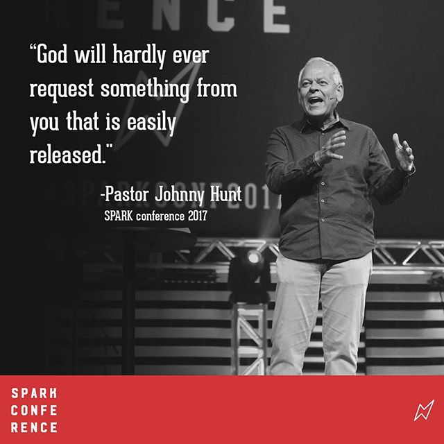 #SPARKconf2017 @johnnymhunt @fbcwoodstock