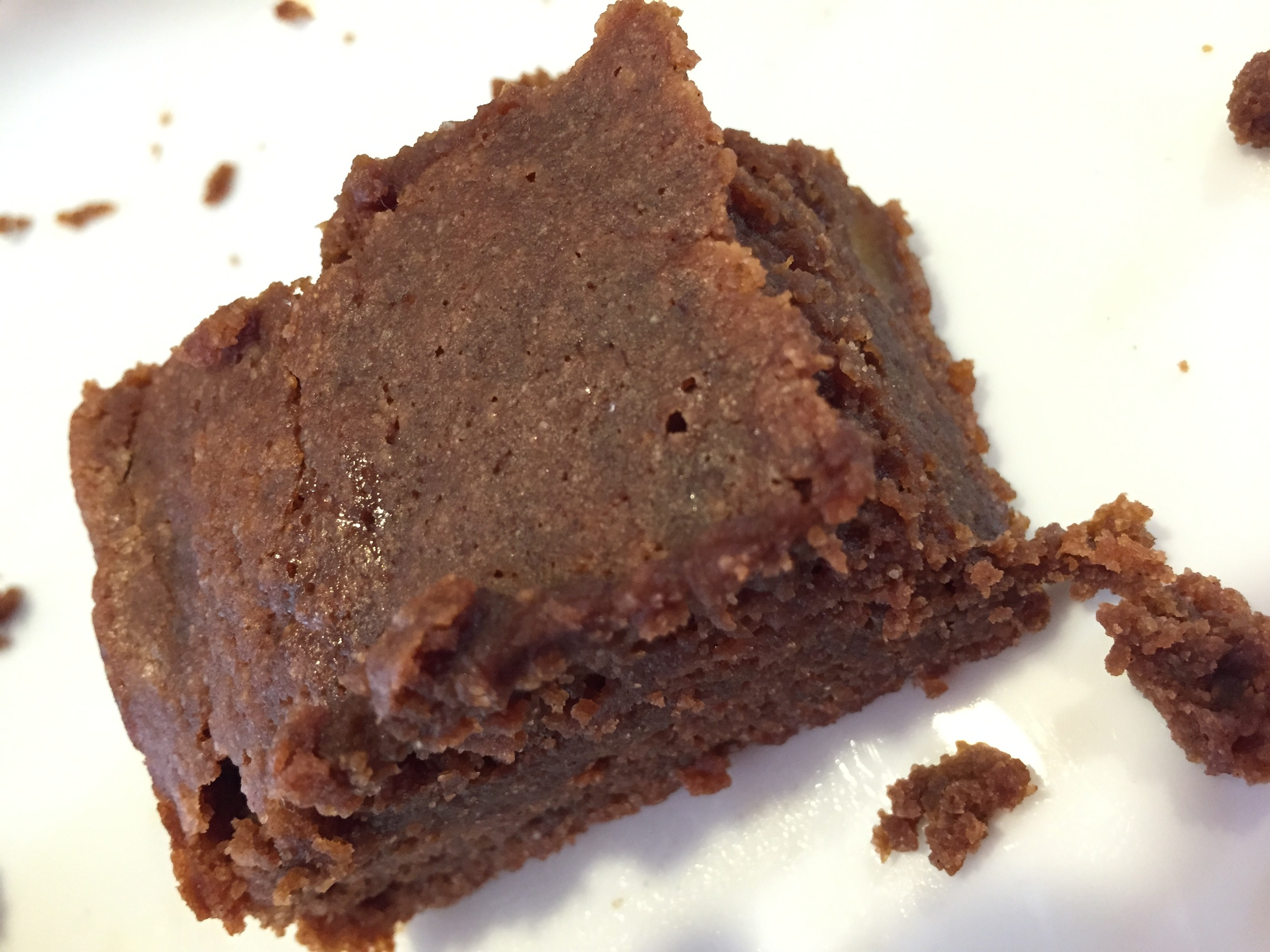 Squash brownies