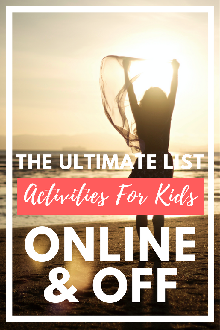 "Parents are always on the lookout for activities for kids who are smart. It is so hard to hear the dreaded phrase, ""I'm bored!"" This article reimagines what kids can do with their time and there is a free checklist of smart activities for kids to do! Click through to read the article, download the checklist, and add to it with your kids! They'll be so glad that you did!"