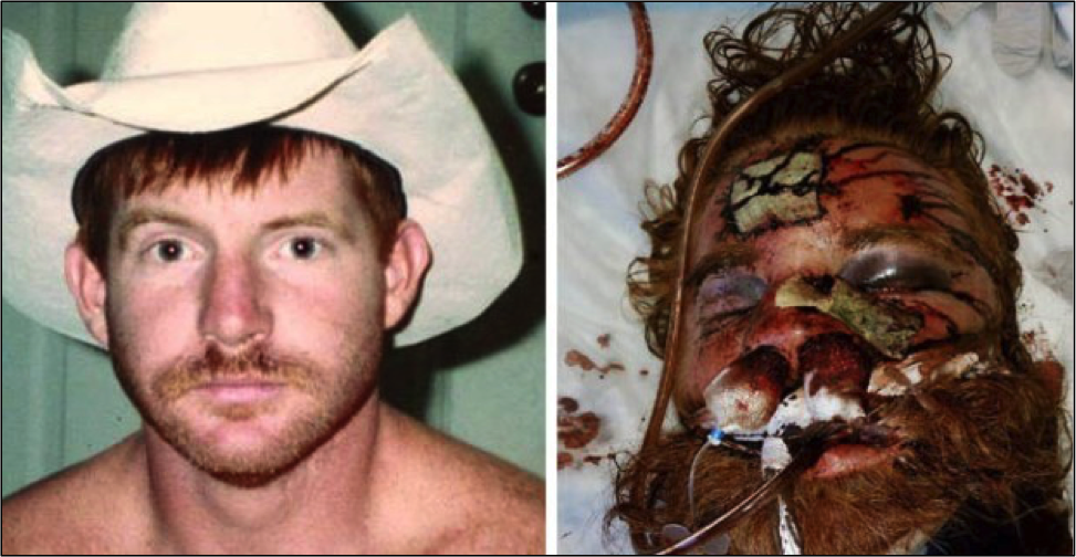 "The cops who brutally assaulted Kelly Thomas were acquitted of murder, despite the fact that the entire scene was captured by a surveillance camera, complete with audio. ""Now you see these fists?"" one of the four cops asked while donning a pair of latex gloves. ""Yeah, what about them?"" Thomas asked. ""They are getting ready to fuck you up"" said the soulless officer before proceeding to premeditatedly beat him to death."