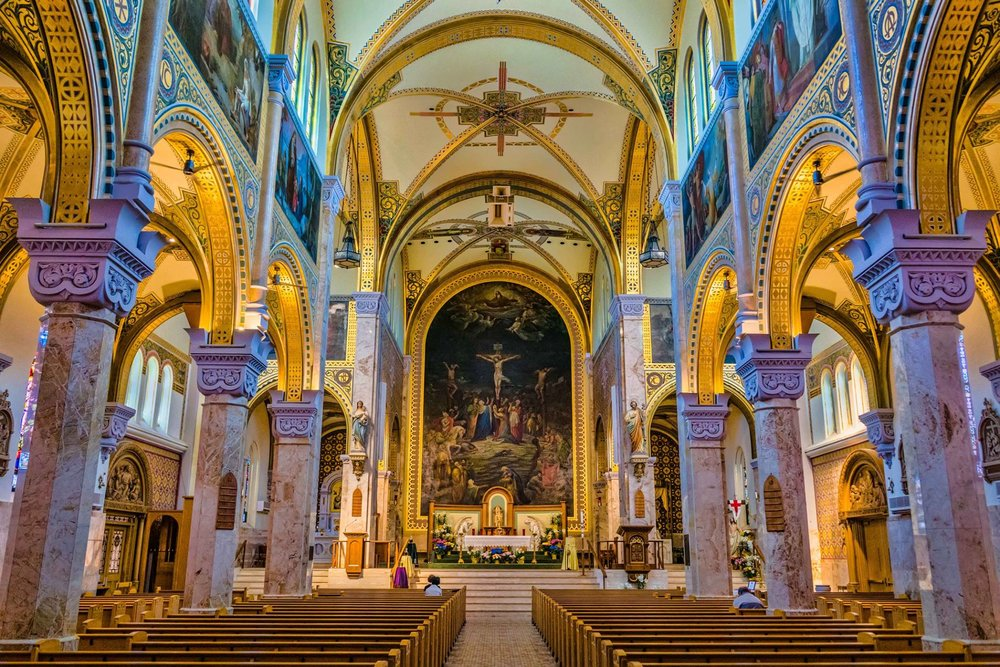 Saint Francis Xavier Cathedral photograph for Rack Cards.jpg