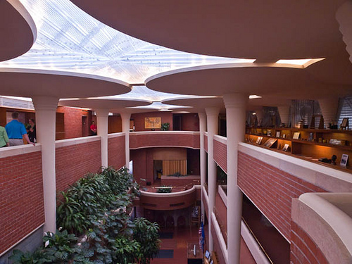 Atrium, Johnson Wax HQ