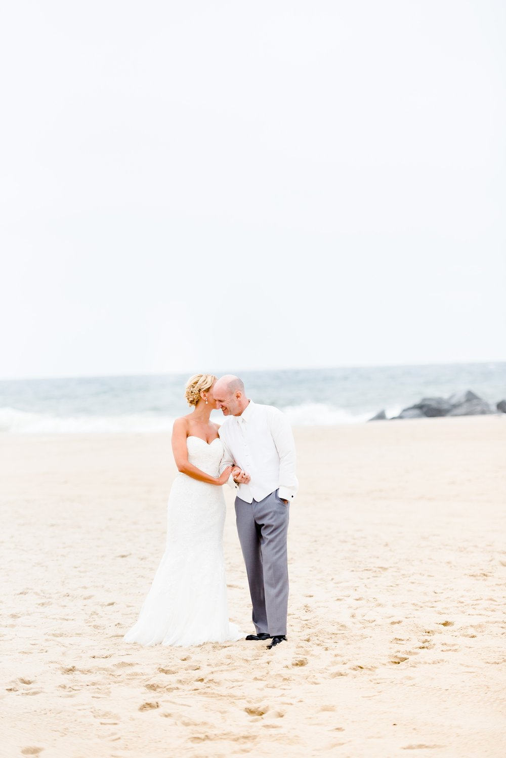 How I got the shot | Wedding on the beach | DeborahannPhotography