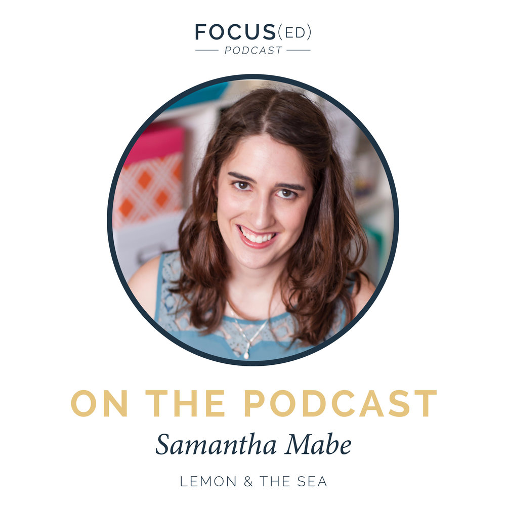 Building a brand that grows with you Samantha Mabe, Lemon & the Sea