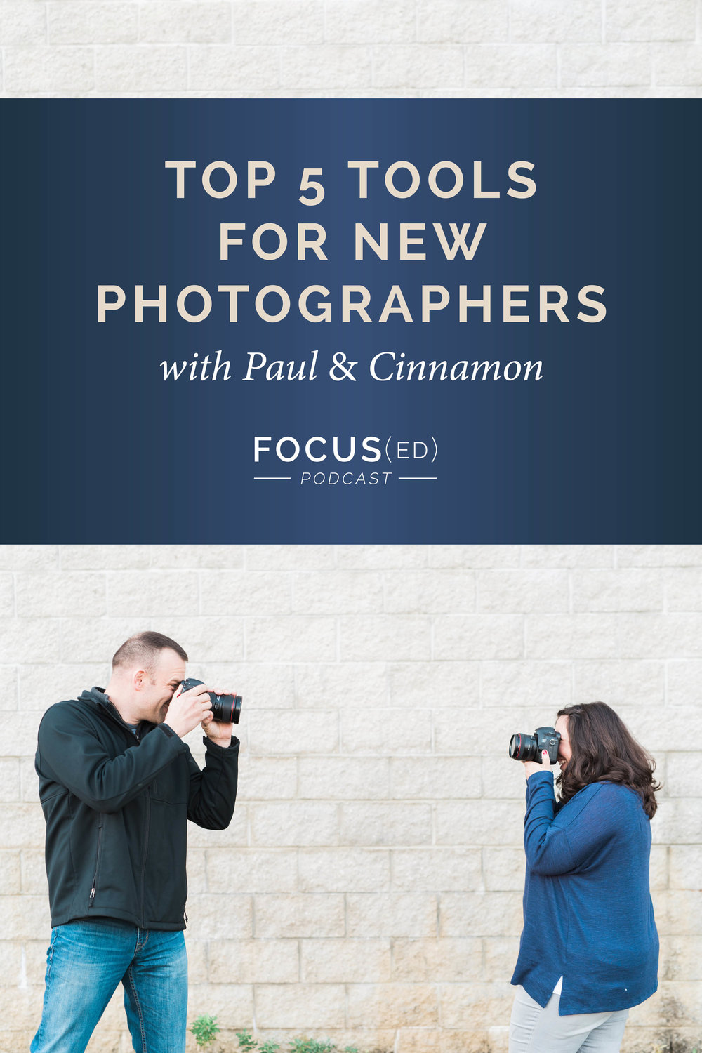 top 5 tools for new photographers
