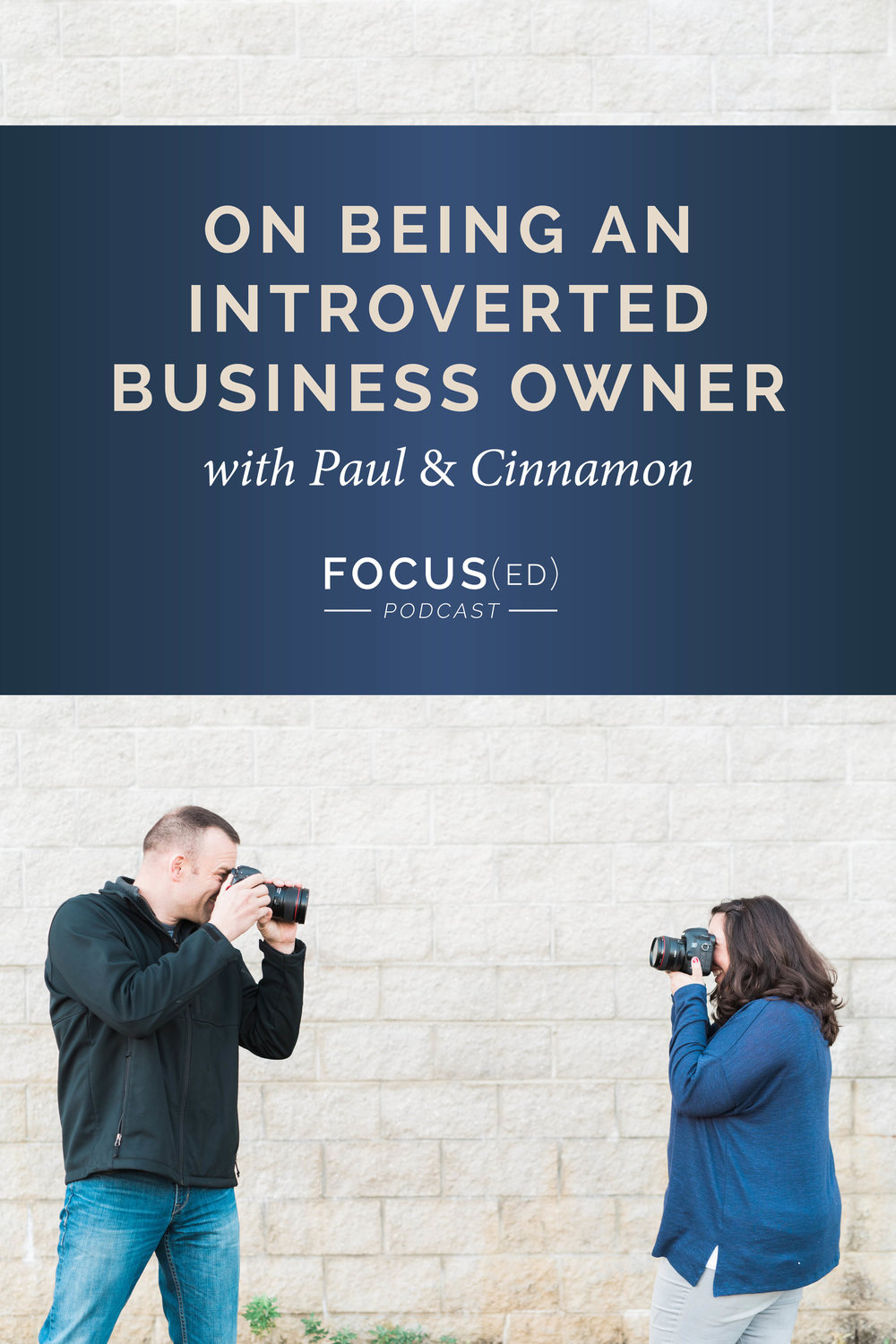 Being an introverted business owner | Focused Podcast