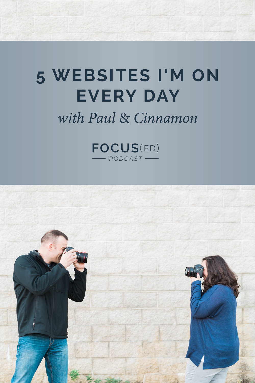 5 websites to utilize every day when running a photography business