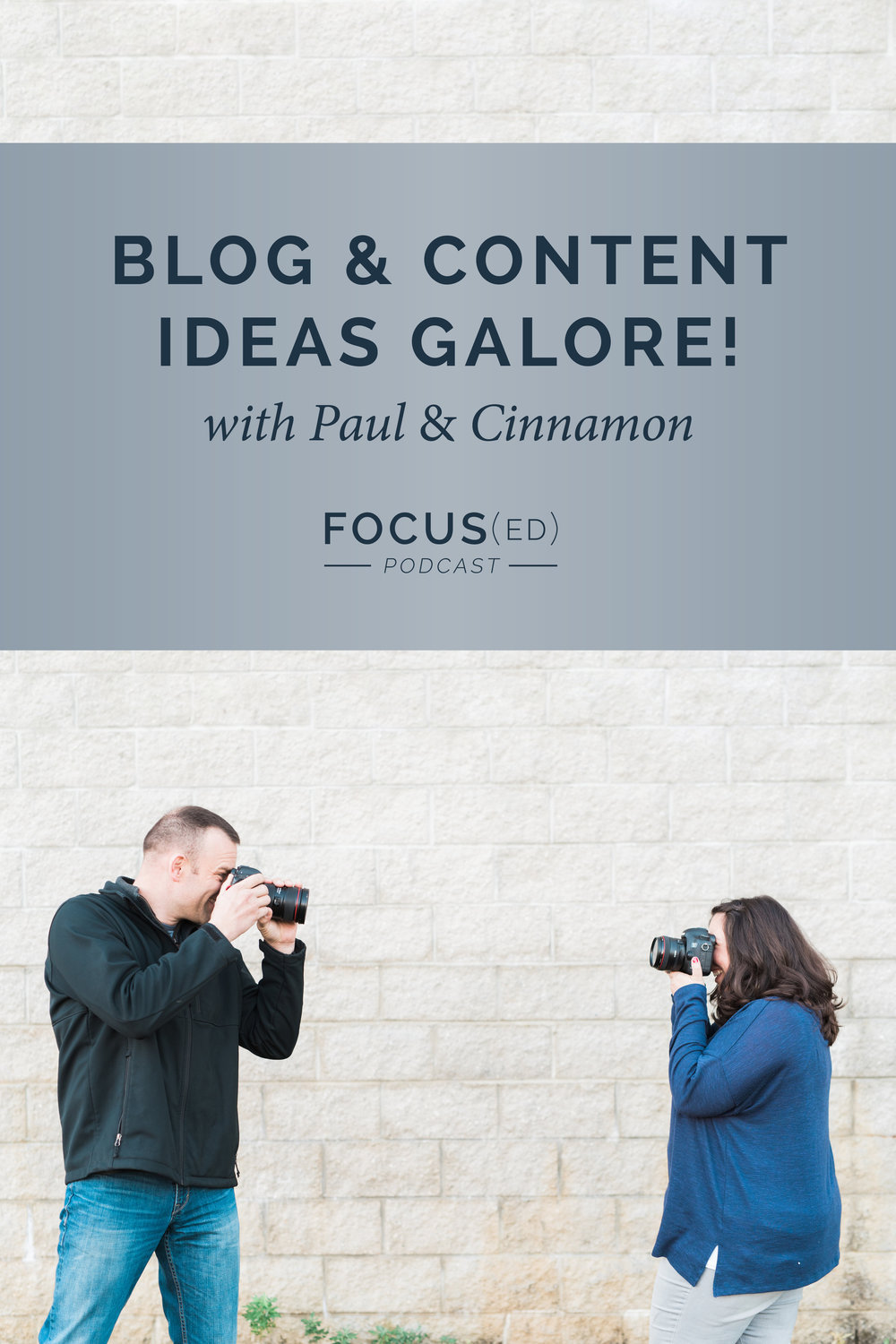Blogging doesn't have to be complicated.  |  Focus(ed) Podcast 062
