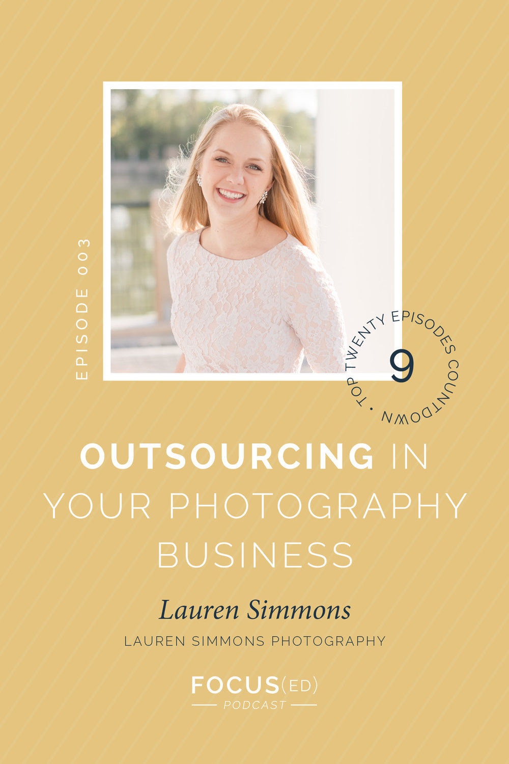 Focused Podcast : What to outsource in my photography business