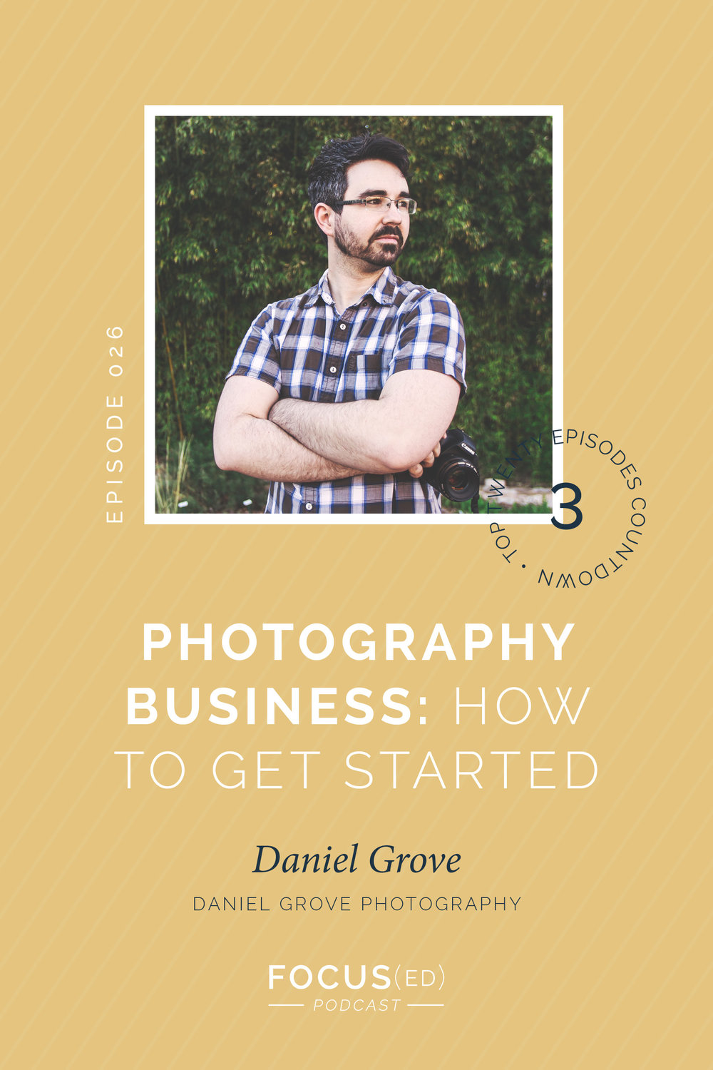 getting started in the business of photography
