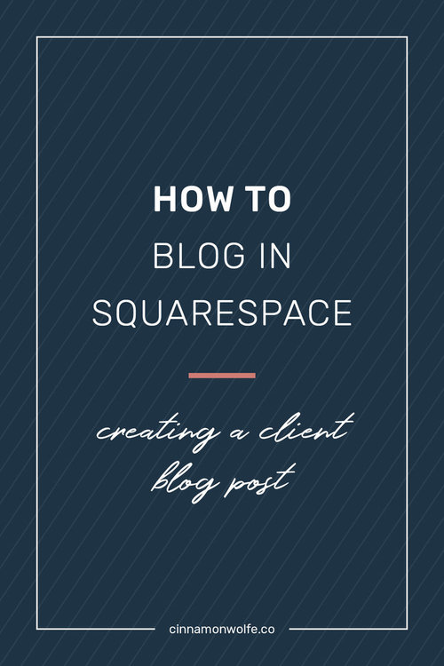 20 super duper awesome Squarespace hacks — cinnamonwolfe co