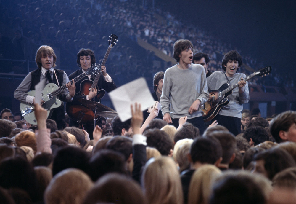Rolling Stones - Mod Ball (1964)