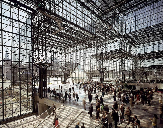 Javits Center, NYC (home of Surtex)