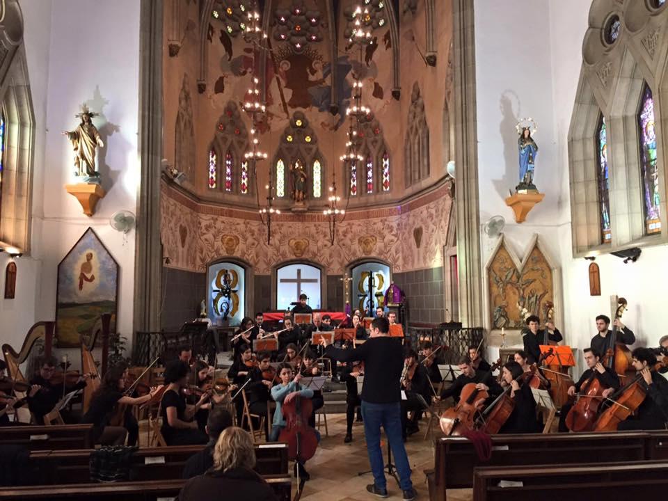 Concert a Palau-Solità i Plegamans 07/02/2016