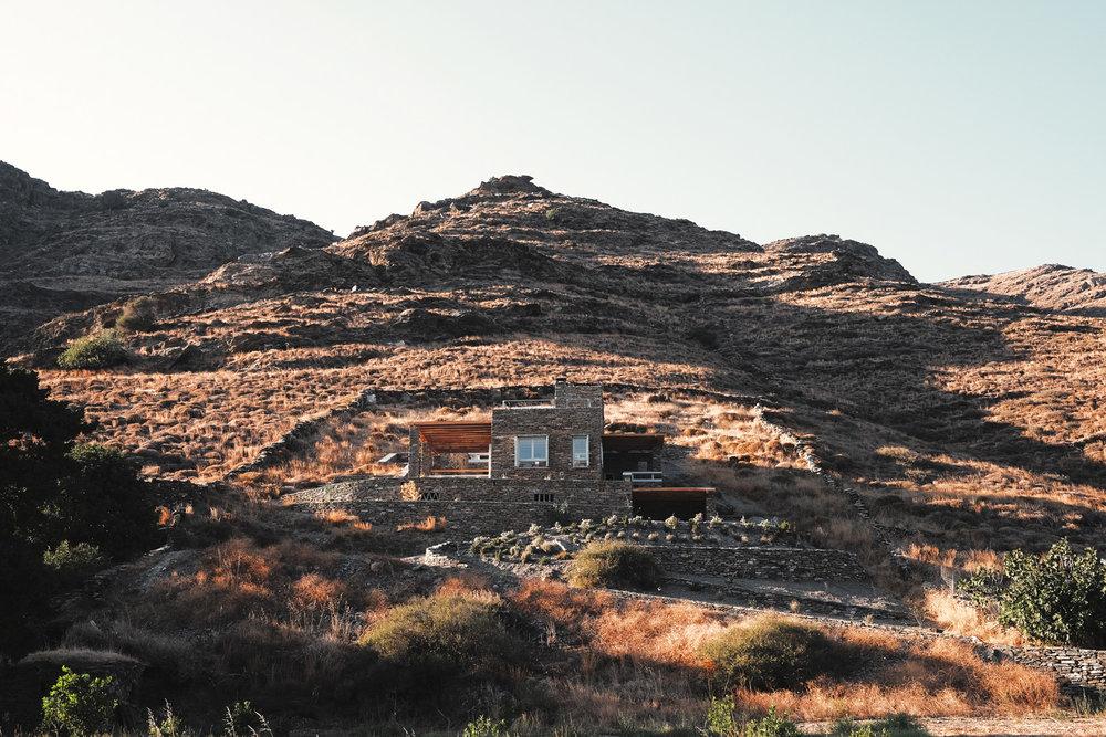 House in Tzia