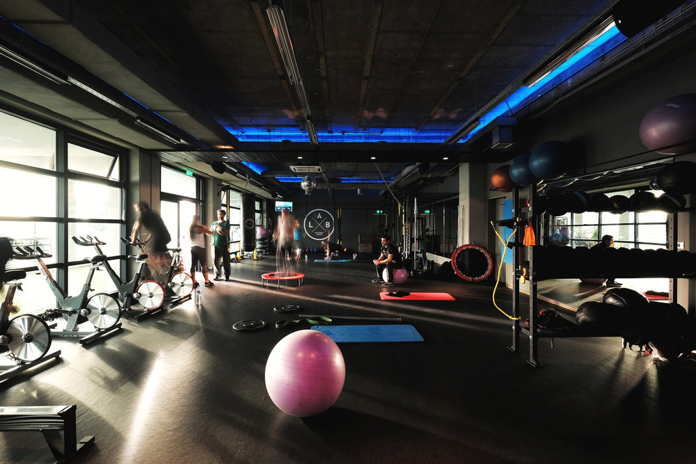 The Workout Lab