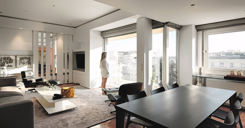 Apartment Renovation in Kolonaki