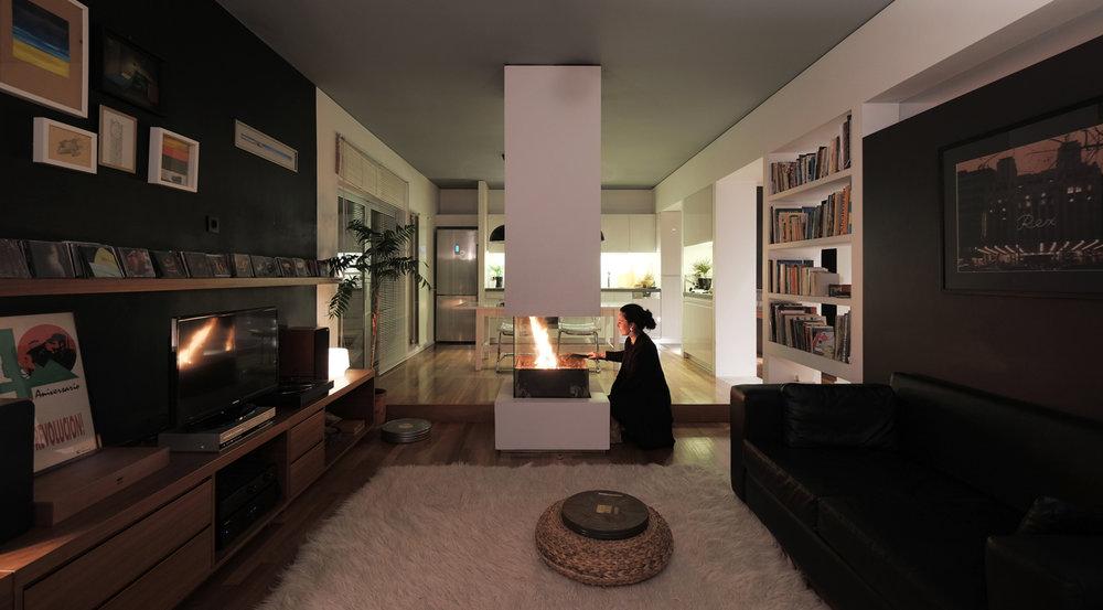 Apartment renovation in Neapoli