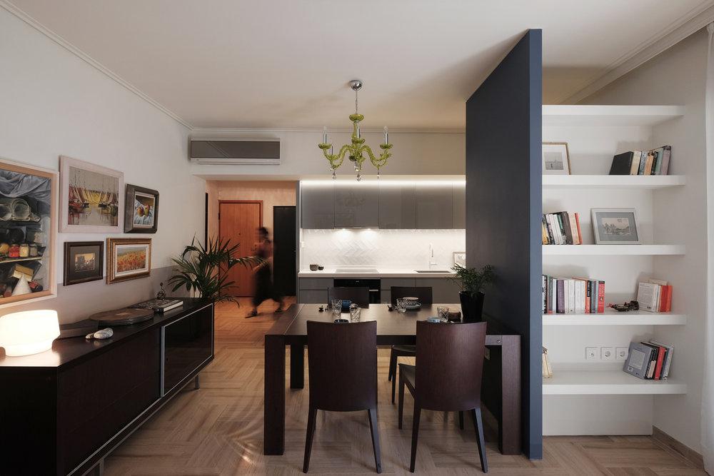 Apartment renovation in Chalandri