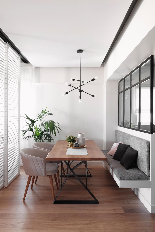 Apartment renovation in Glyfada