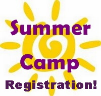 Click above to register online for Summer Camp!