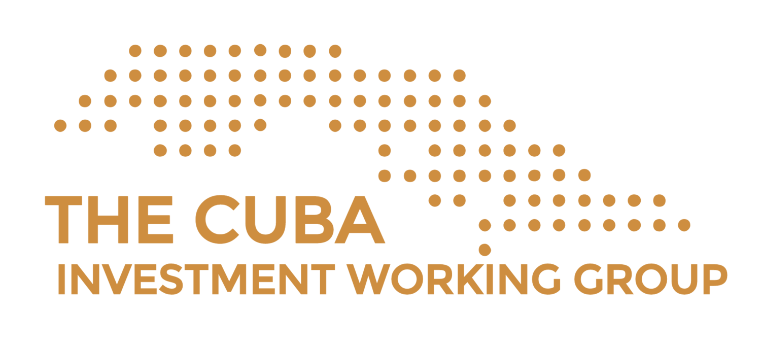 The Cuba Investment Working Group