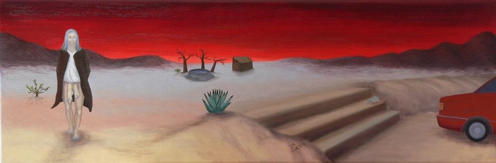 Traum mit Mosaiksteinen, 12/2009