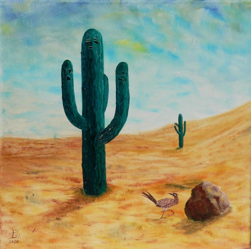 Familie Kaktus, 03/2008